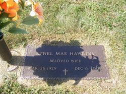 Ethel Mae <i>Youtsey</i> Hawkins