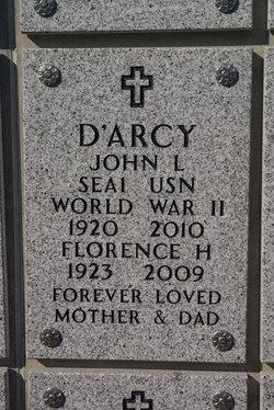John Lawrence D'Arcy