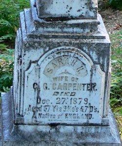 Sarah H. Carpenter