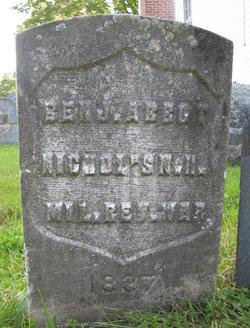 Benjamin Abbott, Jr