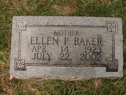 Ellen Rosanna <i>Pardue</i> Baker