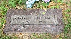 George T. Abrams