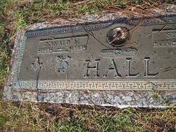 Donald M Hall