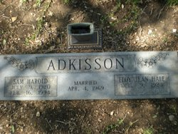 Sam Harold Adkisson