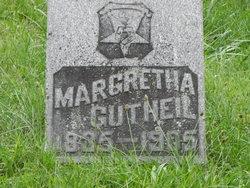 Margretha <i>Welk</i> Gutheil