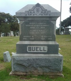Hervey James Buell