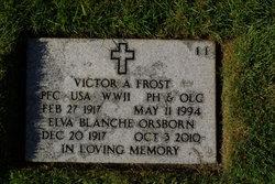 Elva Blanche <i>Apt Orsborn</i> Frost