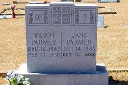 Wilson Parmer, Sr