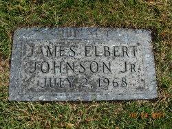 James Elbert Johnson, Jr