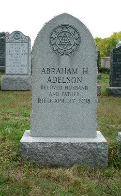 Abraham H Adelson