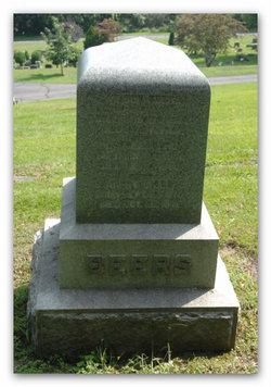 Harriet Hattie <i>Ellison</i> Beers