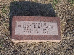 Wilson Dale Shorty Bergdall