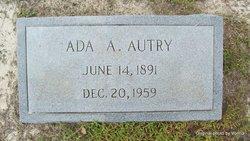 Ada Adeline Autry