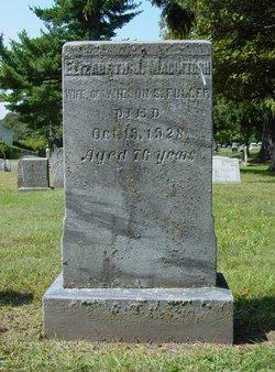 Elizabeth J. <i>MacIntosh</i> Fuller