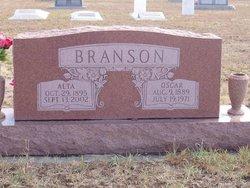 Alta Alice <i>Fields</i> Branson