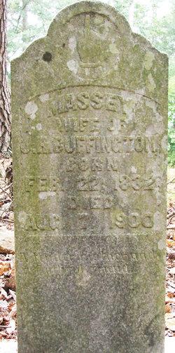 Massey <i>Booker</i> Buffington