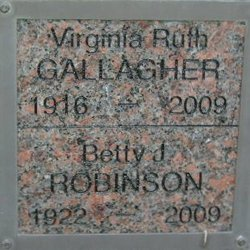 Virginia Ruth Gallagher