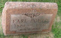 Earl Bowen
