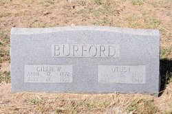 Otus F. Burford