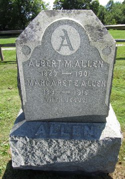 Margaret E. <i>Downes</i> Allen