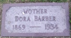 Medora Dora <i>Cherry</i> Barber