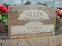 Richard E. Allen