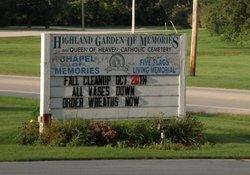 Highland Garden of Memories