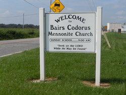 Bair Codorus Mennonite Cemetery