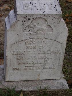 Joe F. Coleman