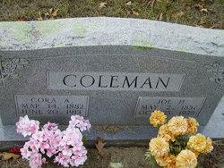 Joe R. Coleman