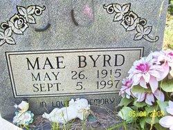 Glenna Mae <i>Barrett</i> Byrd