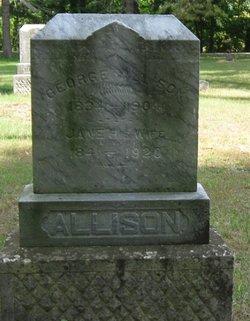 Jane <i>Smithers</i> Allison
