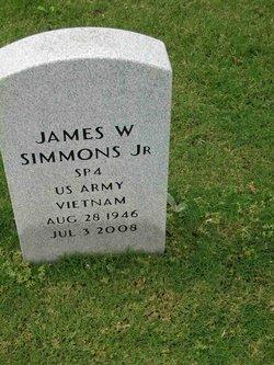 James Wesley Simmons, Jr