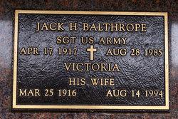 Victoria Balthrope