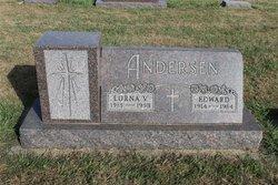 Lorna V <i>Jorgensen</i> Andersen