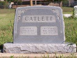 Benjamin Clark Catlett