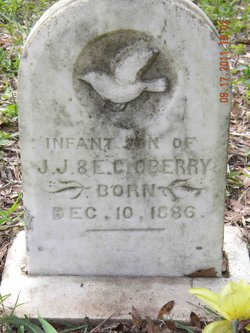 Infant Son O'Berry