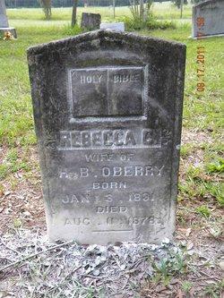 Rebecca C. O'Berry
