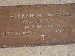Alfred Webster Bealer
