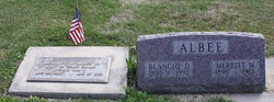 Blanche D. <i>Annis</i> Albee