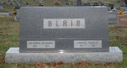 Victoria <i>Lockhart</i> Blair
