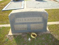 Lula Frances <i>Davis</i> Alexander