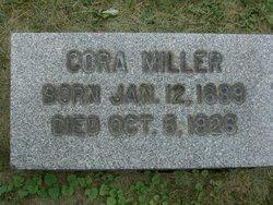 Cora <i>Miller</i> Lange