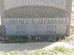 Florence <i>Smith</i> Alexander