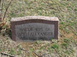Maud Alexander