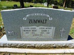 Leora Irene <i>Peck</i> Zumwalt