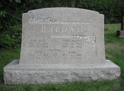 Anna Angeline <i>Hummer</i> Baldwin