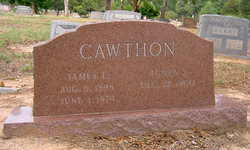 James Edward Cawthon