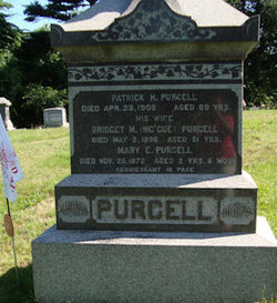 Bridget M. <i>McCue</i> Purcell