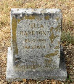 Vella <i>Joyner</i> Hamilton